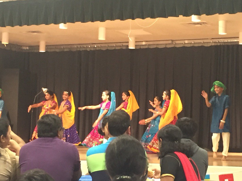 Multicultural Night at GRE #theDublinDifference https://t.co/deVVSetqeT
