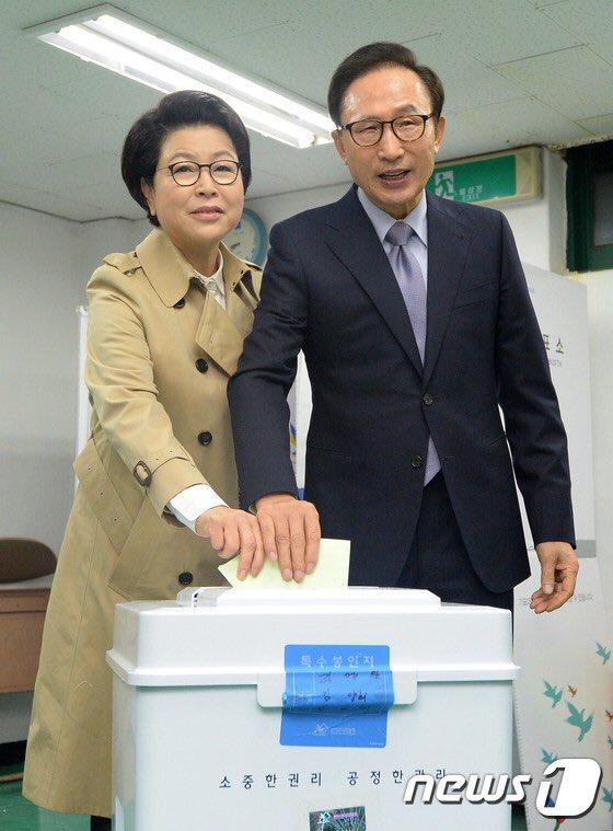 서울남부구치소에 수감되어 있는 최순실이 이번 대통령 선거에 투표하겠다며 신청을 해 5월 2일 한 표를 행사한다고 합니다. 나 하나 쯤이야 하는 생각에 자극이 되기를 바랍니다.