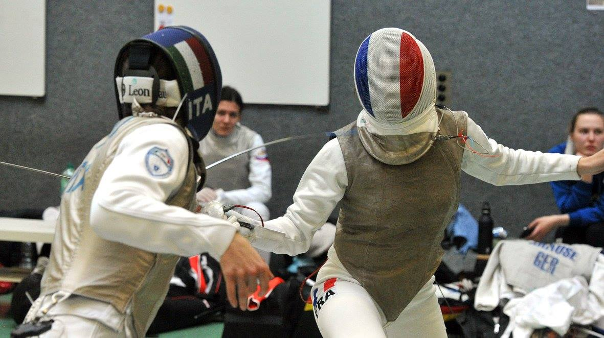 #FencingWC Women&#39;s foil individual event is underway in Tauberbischofsheim #GER. Follow the results Live on:  http:// ow.ly/SICX30bfNtv  &nbsp;  <br>http://pic.twitter.com/gqZeuURZXa