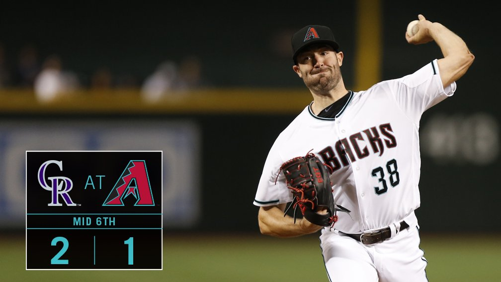 Robbie Ray is getting into a groove, now at 9 strikeouts on the night....