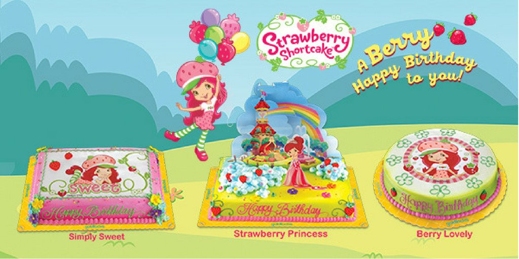 Goldilocks PH on Twitter Have a Berry sweet birthday with