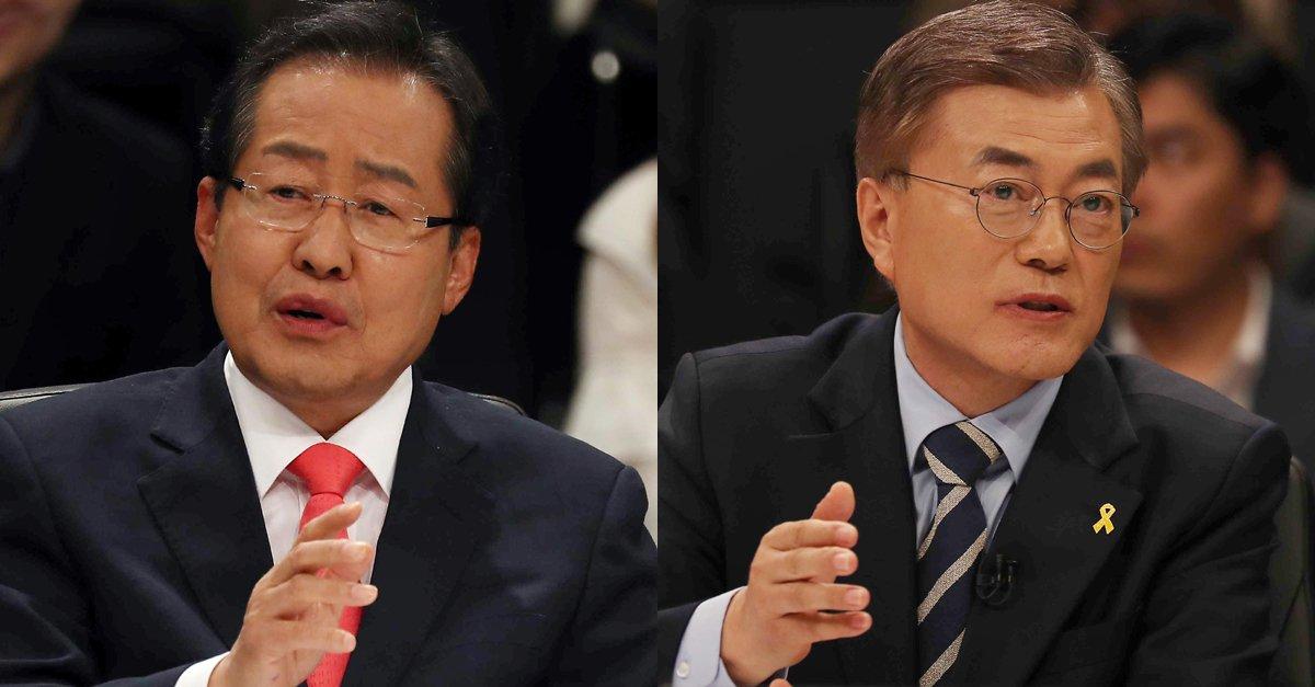 """한국 대통령 후보가 '네거티브'를 끊지 못하는 이유  '국민은 중상모략을 싫어한다 말하지만, 실제론 네거티브에 효과적으로 반응한다""""  https://t.co/5Ie00guD6p"""