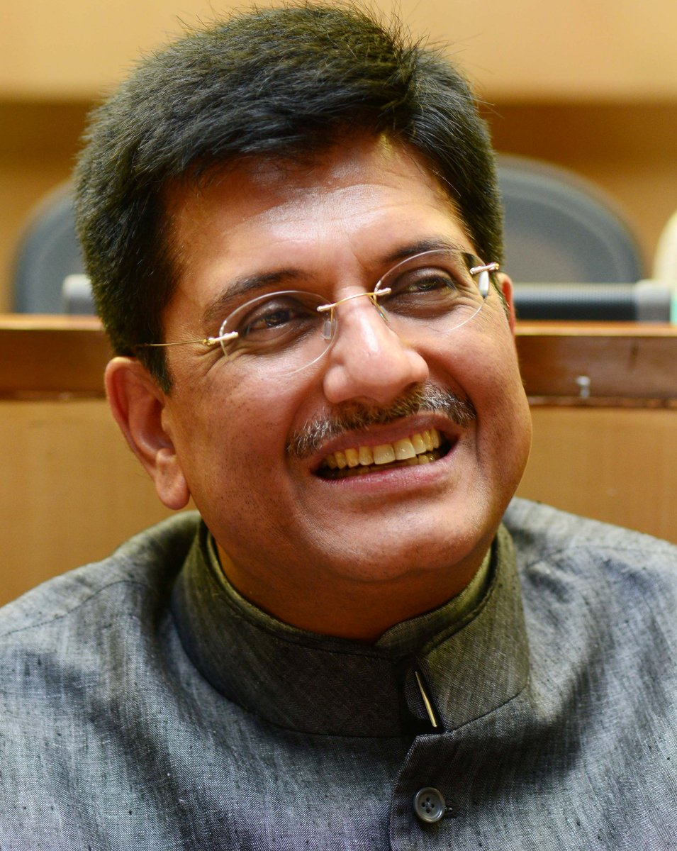 Power & coal minister  pus@PiyushGoyalhes India Inc to kick start investment, adds investments should now change to energy efficiency, T&D