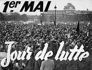 Thumbnail for 1er mai Fête des travailleurs et des travailleuses