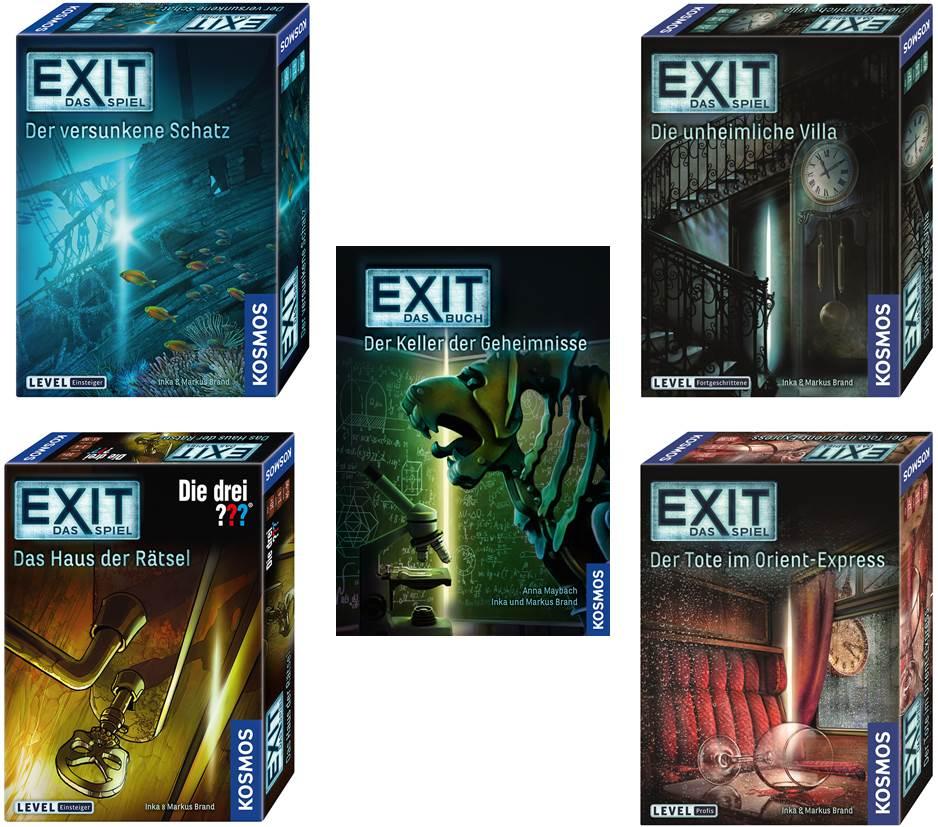 Kosmos EXIT