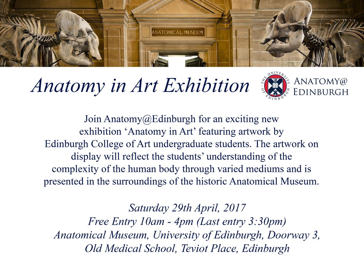 Anatomy@Edinburgh on Twitter: \