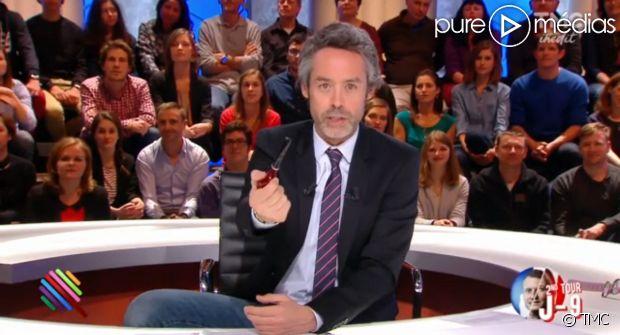 'Quotidien' démonte l'intox de la poignée de main entre Elkrief et Macron https://t.co/5dvYNGGh05