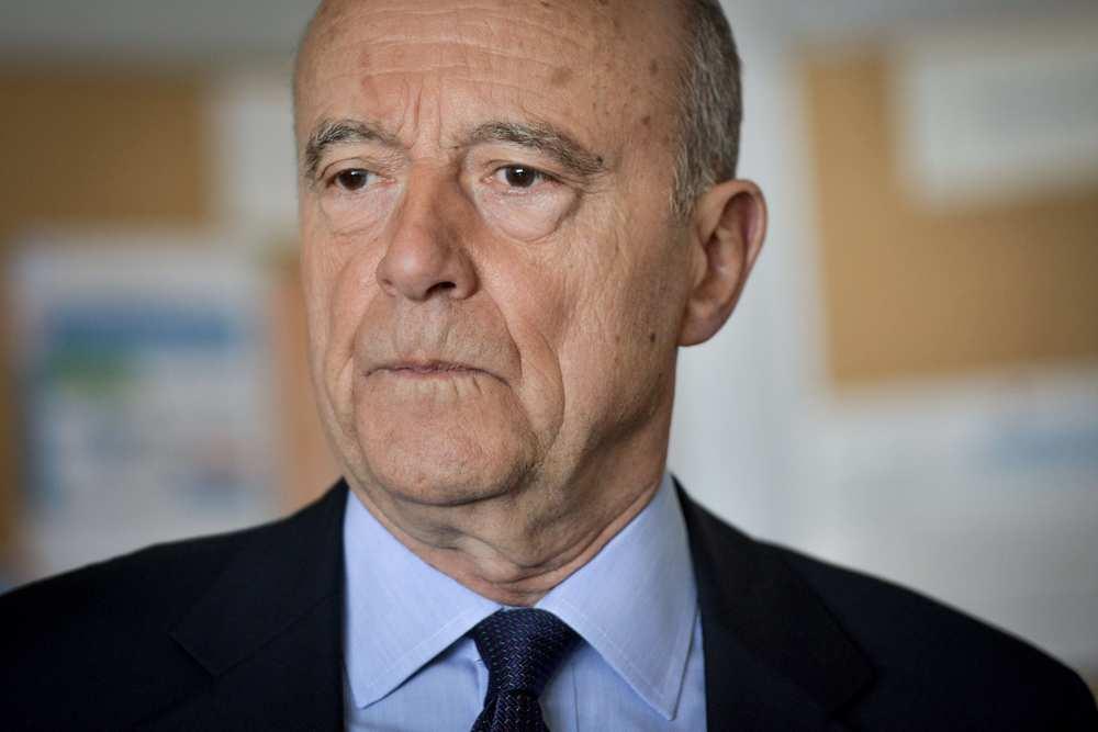 Présidentielle : 'NON !', le cri d'alarme d'Alain Juppé https://t.co/r76eiy35EL