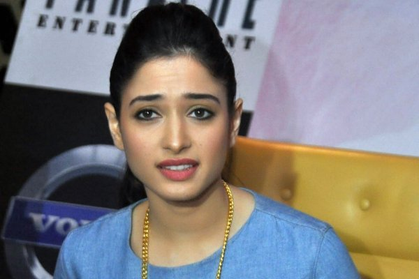 tamanna bhatia at press conference