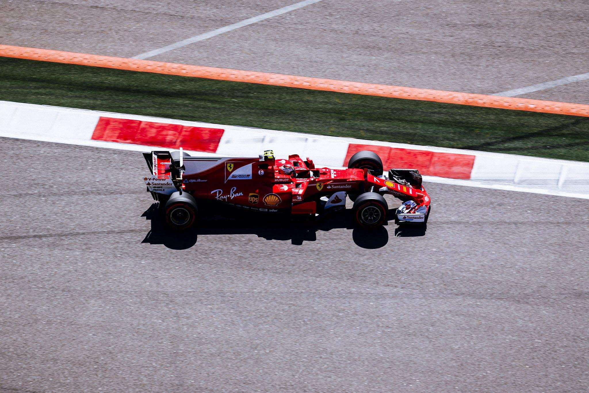 Orosz Nagydíj: A két Ferrari az élen az időmérő előtt!