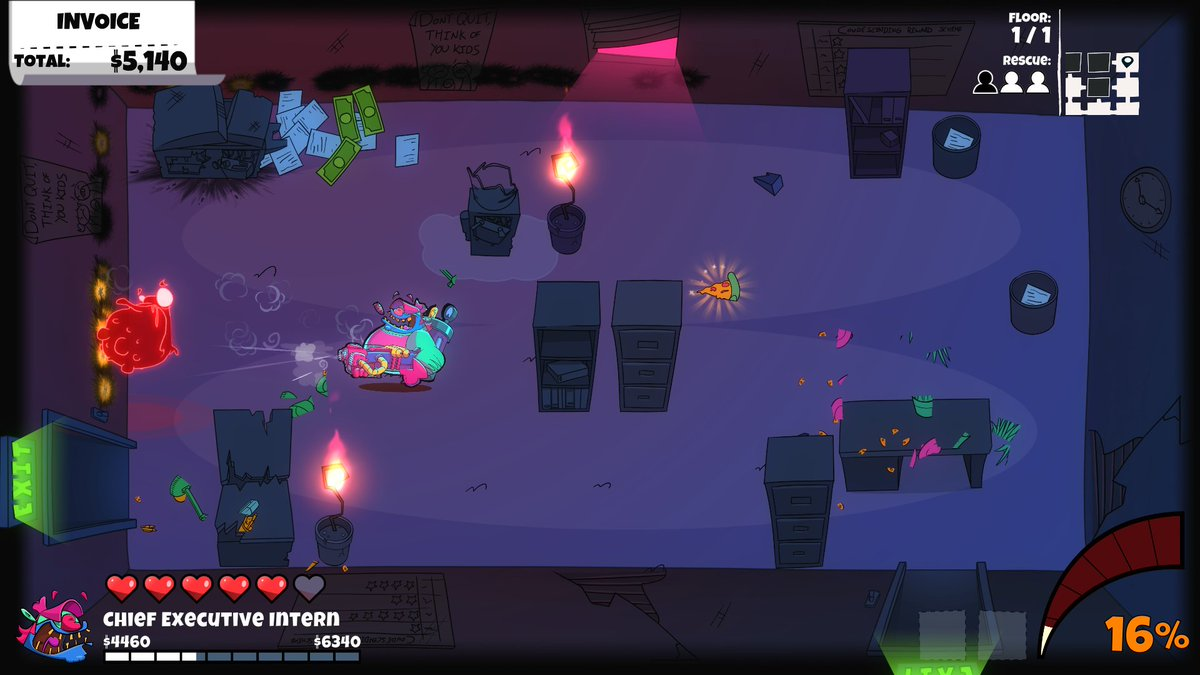 Game nail color workshop - Catching Ghosts And Smashing Up Offices In Dead End Job Http Www Playdeadendjob Com Screenshotsaturday Indiedev Gamedevpic Twitter Com 1g3eud3mqg