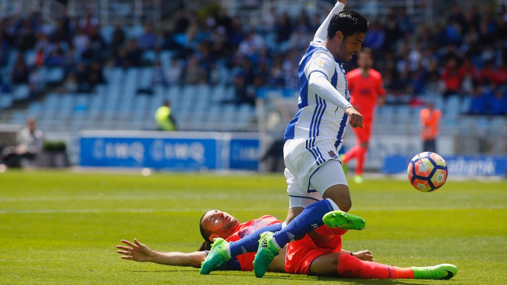 Real Sociedad vs Granada Highlights