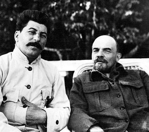 HISTORY: Lenin warned in the final weeks of his life, in a written testament, that Joseph Stalin should not be trusted with power.