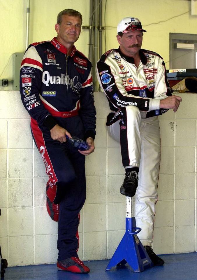 Today would have been Dale Earnhardt's 66th birthday. He was a true friend https://t.co/XS0TZ2dfId