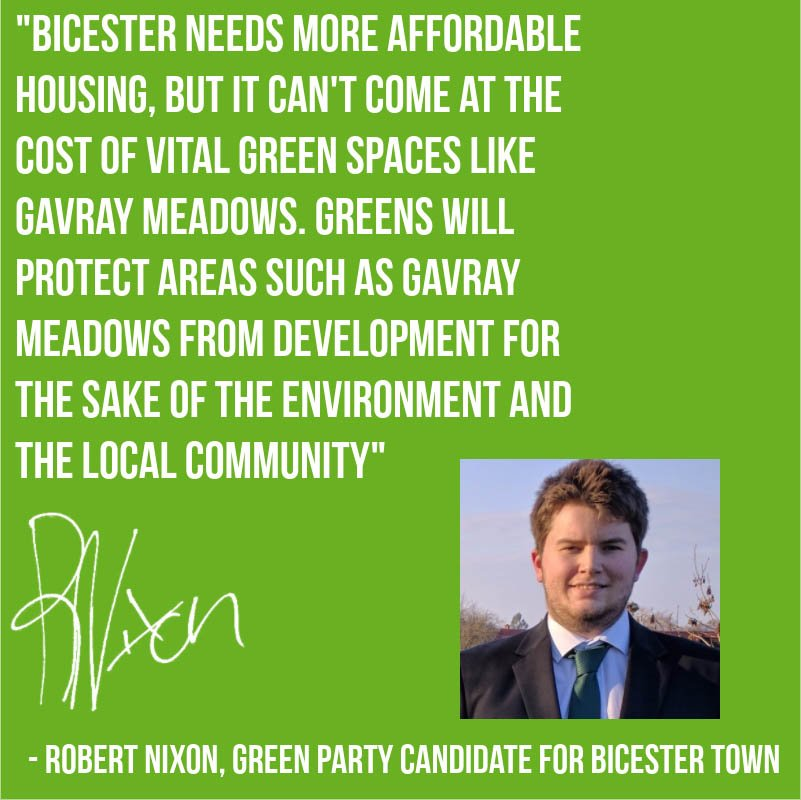 North Oxfordshire Green Party youngest candidate defending the #environment in #Bicester @TheGreenParty @natalieben @RuthiBrandt<br>http://pic.twitter.com/hm3FNxvlnx