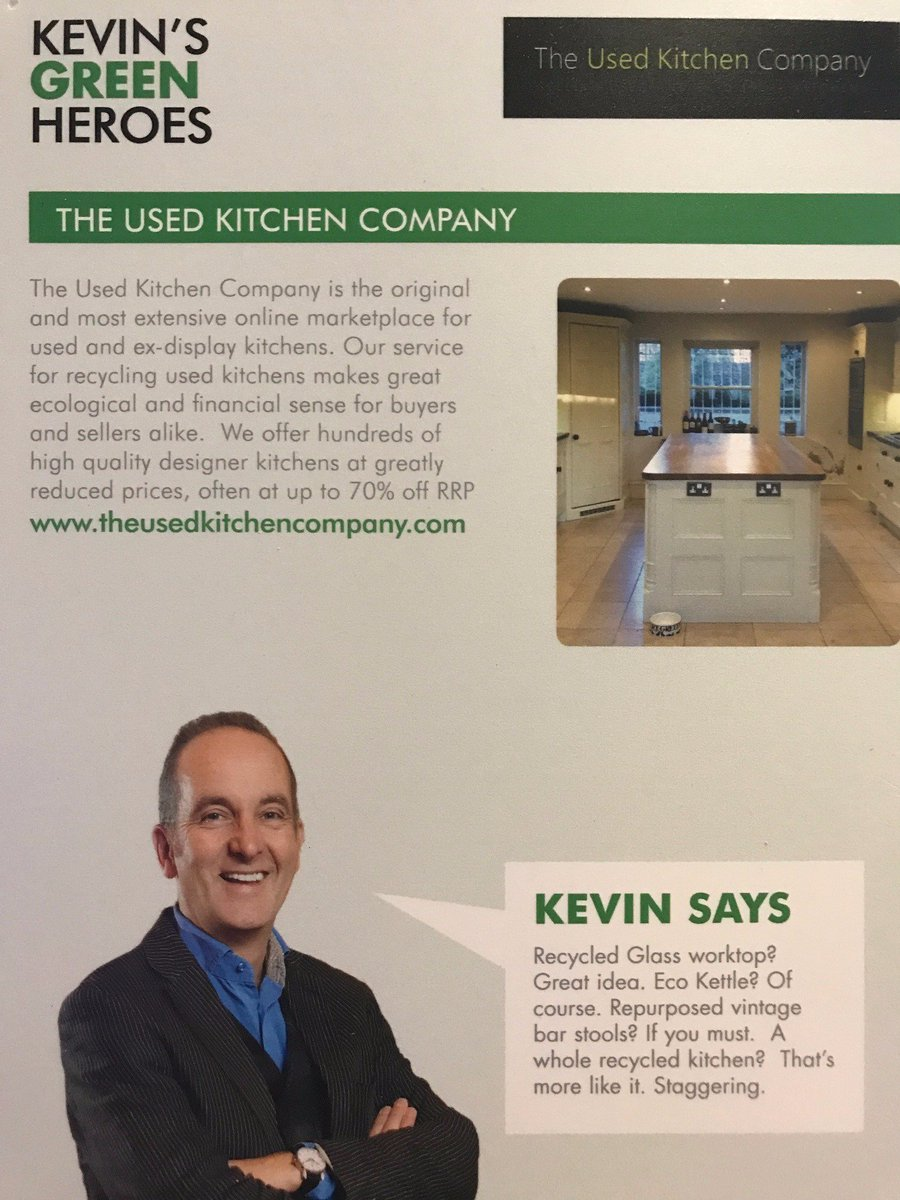 the used kitchen co tukc twitter kevin mcloud