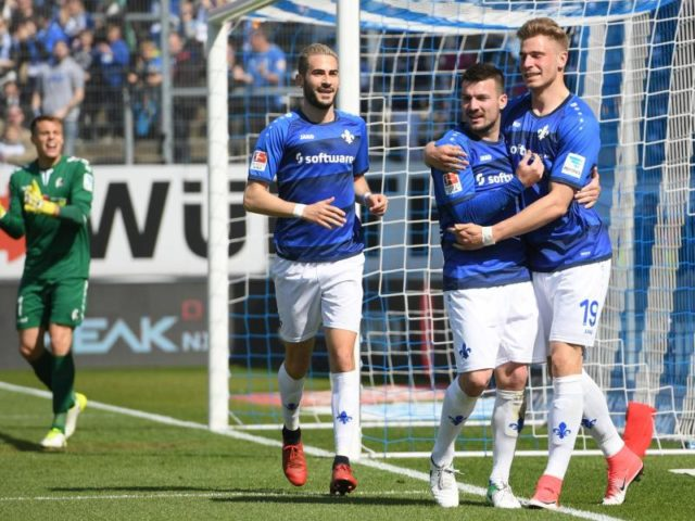 Video: Darmstadt 98 vs Freiburg