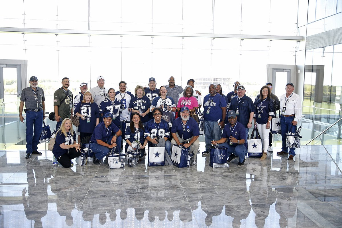 Dallas cowboys on twitter texaslottery winners got the vip dallas cowboys on twitter texaslottery winners got the vip treatment with a tour of thestarinfrisco from darrenwoodson28 and private meet greet in m4hsunfo