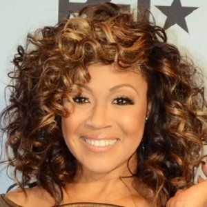 "Happy Birthday Erica Campbell of ""Mary Mary\"""