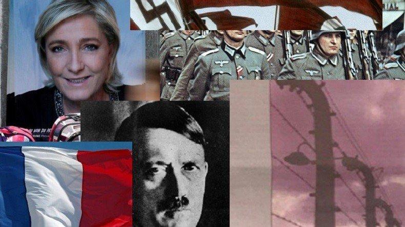 Le recours à #hitler , l'ultime arme des soutiens de #macron ? https://t.co/O9hrCGbn4d