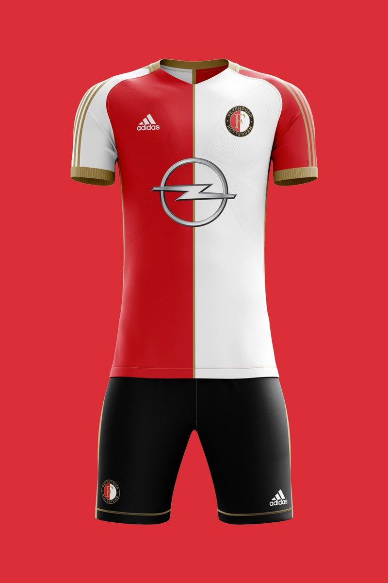 33aa269d9 Feyenoord Home Kit.  Feyenoord  whatifkits  feyenoordpic.twitter .com vZuEvqKsXb