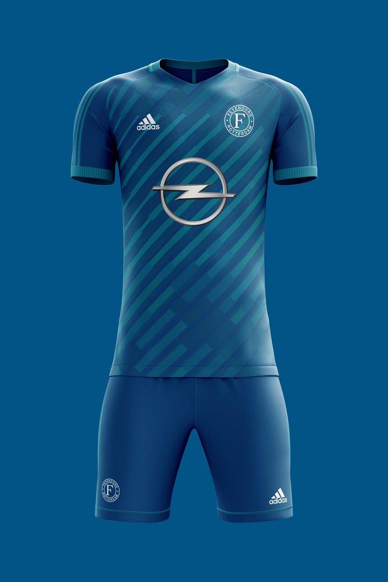 What If Kits On Twitter Feyenoord Away Kit Feyenoord Whatifkits Feyenoord