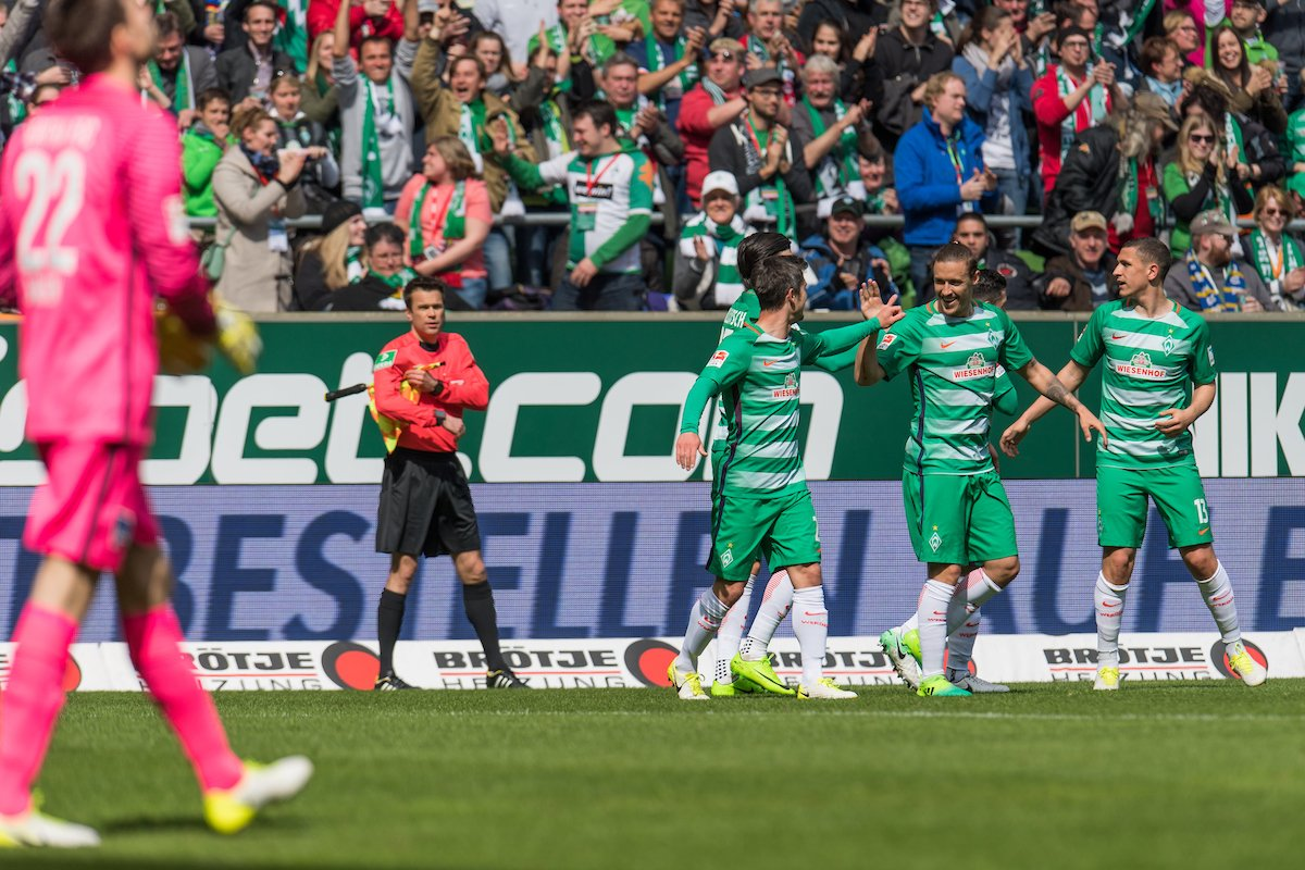 Werder Bremen vs Herhta BSC Highlights