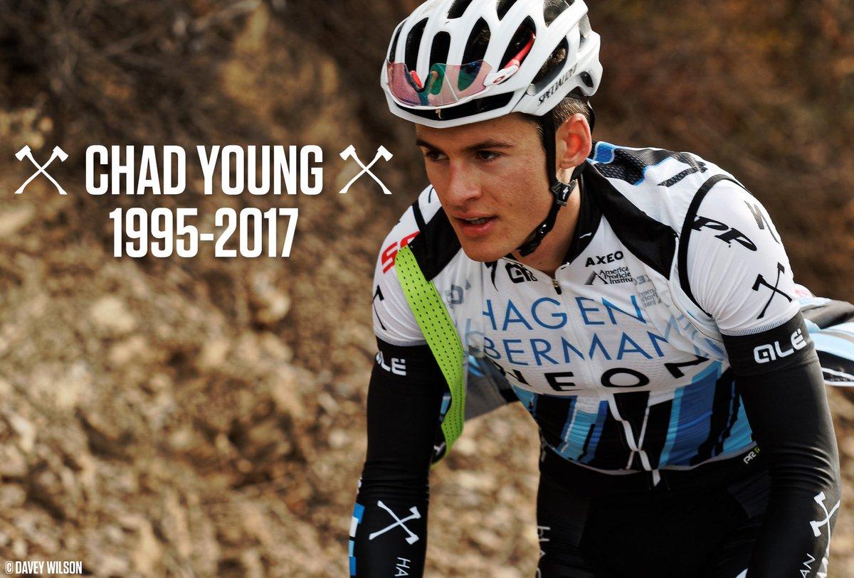 Axeon Hagens Berman mourns Chad Young: https://t.co/22lFgEkOut https://t.co/rq4cvrwW9w