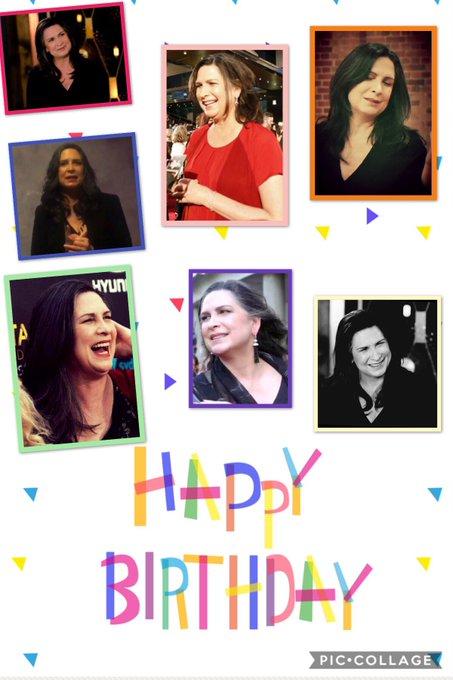 Wishing a Happy Birthday to the amazing, beautiful, fabulous Pamela Rabe