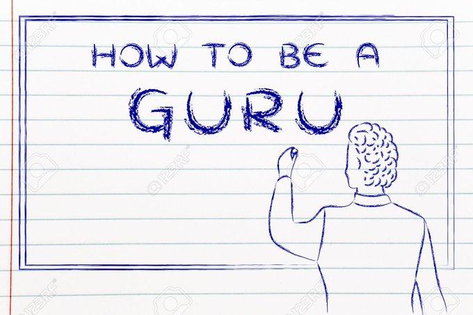 Handbook for the Guru WannaBe. C-lpV4QW0AAFjao
