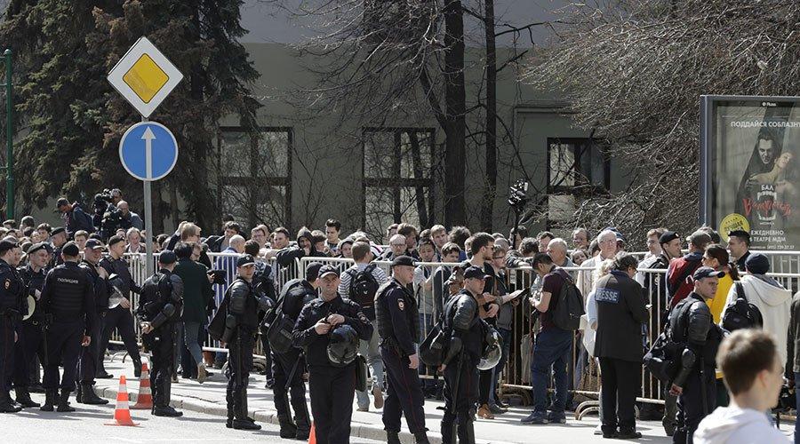 Le mouvement public de #Khodorkovski, «Russie ouverte», mène plusieurs manifestations en #Russie https://t.co/L7UrFImP6d