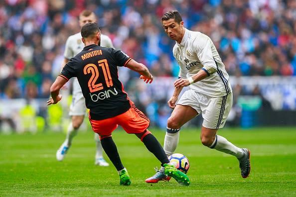 فالنسيا يسجل التعادل في شباك ريال مدريد