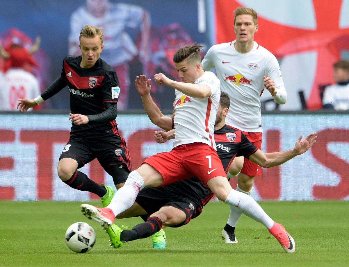 Video: RB Leipzig vs Ingolstadt