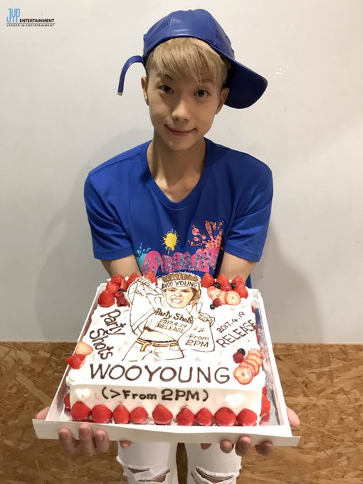 Happy Birthday my Jang Wooyoung