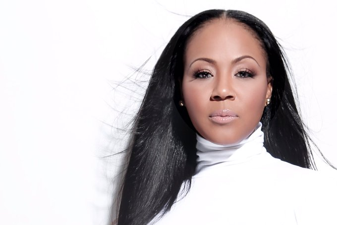 Happy birthday to one of the Mary\s Erica Campbell