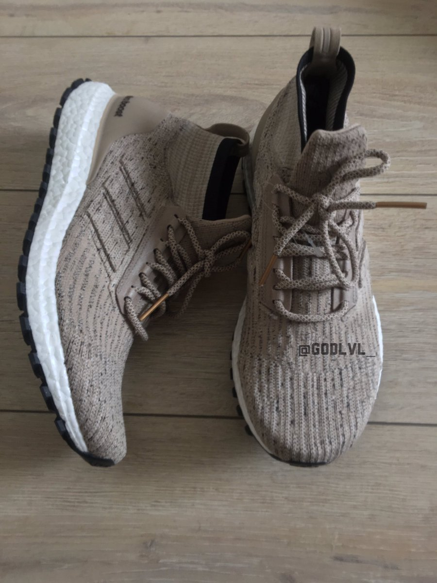 cheaper 4a92d d16c2 Heat For Your Feet  adidas Ultra Boost ATR Mid Primeknit Upcoming