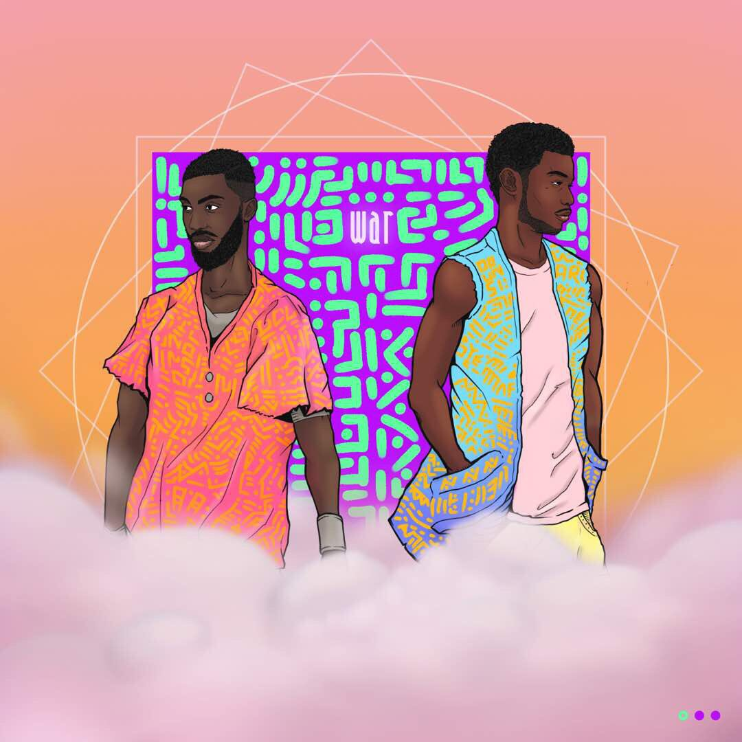 War EP - Odunsi (The Engine) x Nonso Amadi https://t.co/9566fF4bU8