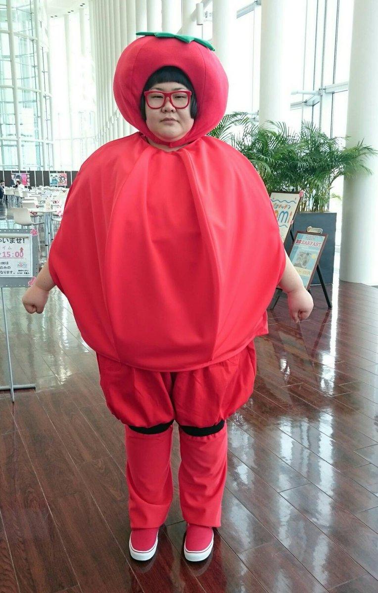 安藤なつとトマト