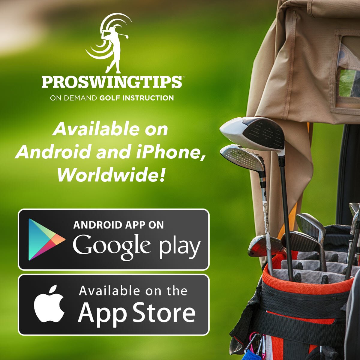 Download ProSwingTips to improve your golf game! Like &amp; Retweet for a chance to win a new PING Putter!!! #golf #ping #zurichclassic #Pga<br>http://pic.twitter.com/svyScLy5vc
