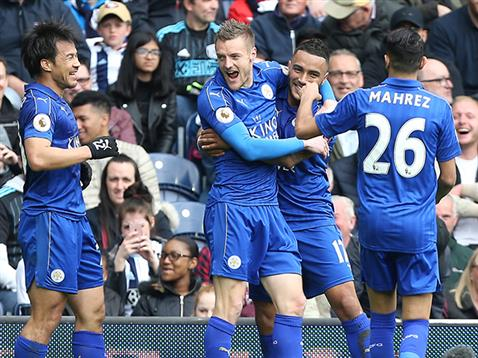 Video: West Bromwich Albion vs Leicester City