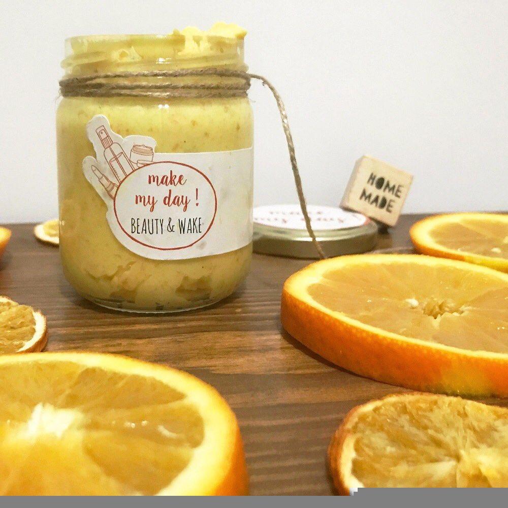Portakallı vücut yağı nasıl yapılır