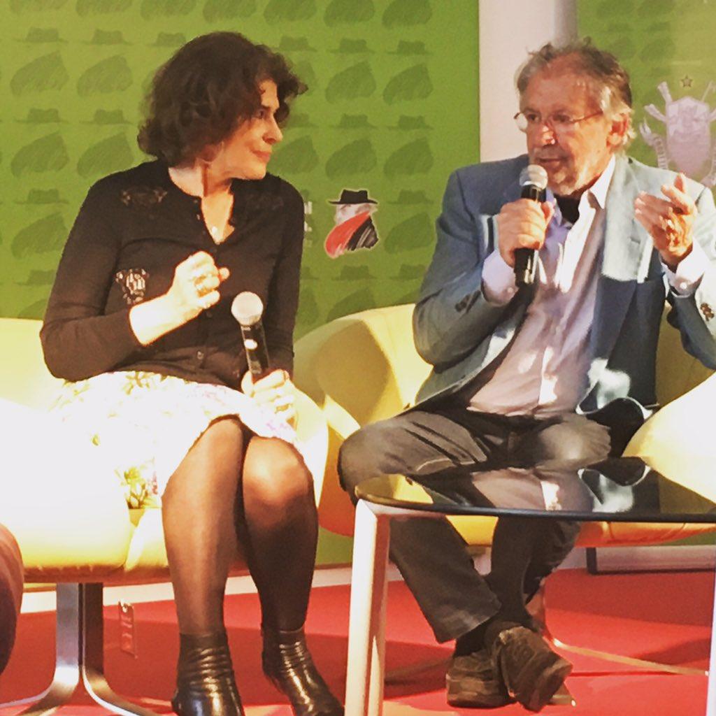 Good morning 8 day @bifest2017  Thank you #Fanny Ardant  soleil francaise a Bari avec le film #Le Divan de Staline<br>http://pic.twitter.com/O5l5vdBVUV