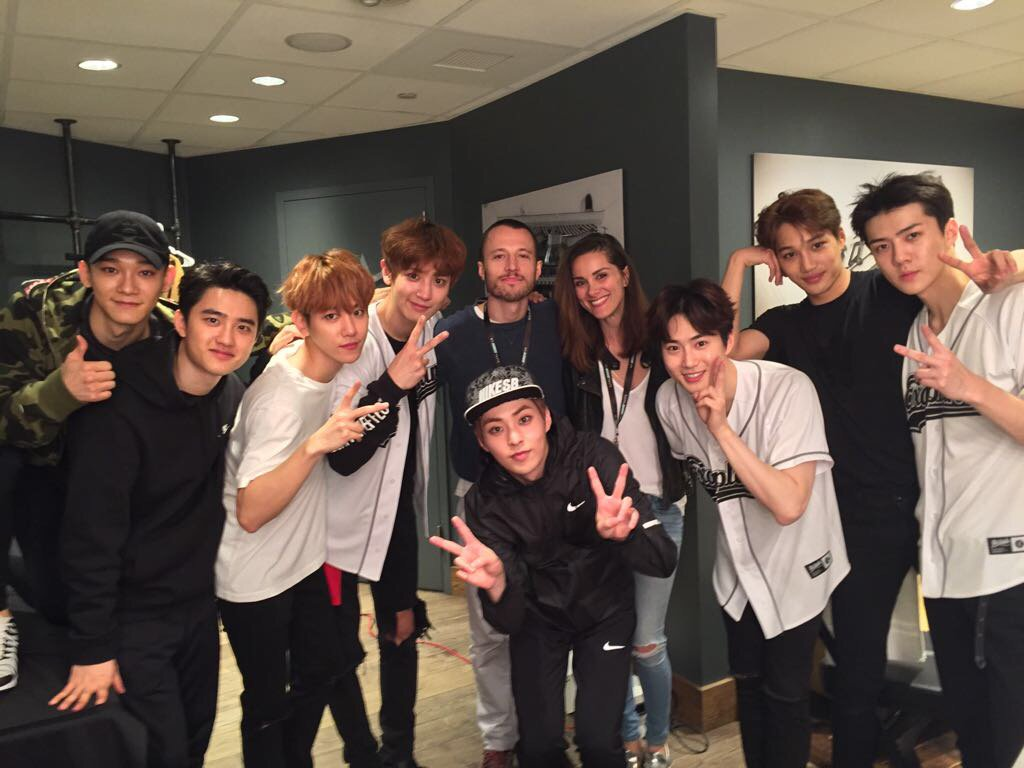 [UPDATE] spampis Twitter Update with Exo