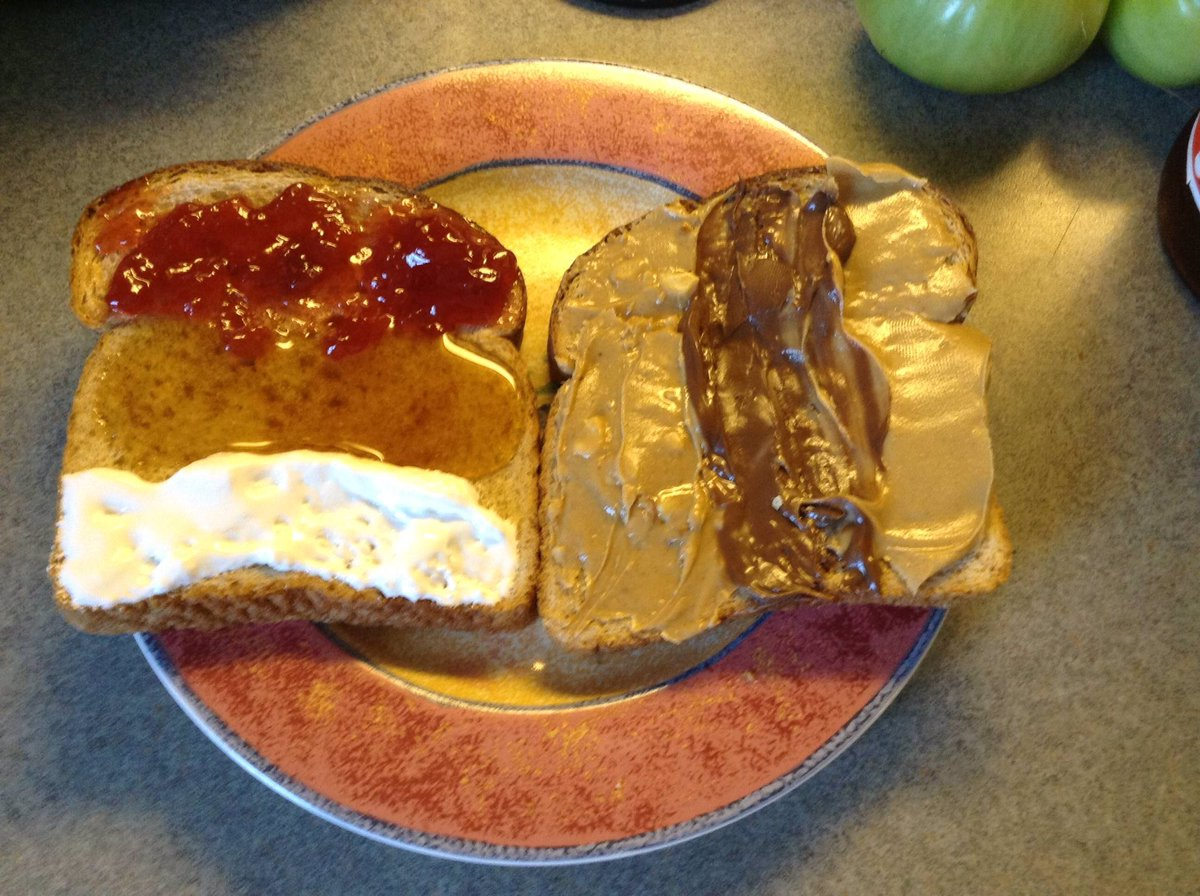 Jack George On Twitter Gordonramsay Rate My Peanut Butter And Jelly Sandwich With Extras