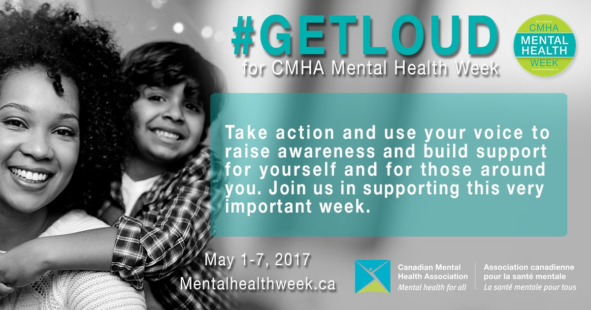 Image result for canadian mental health week 2017