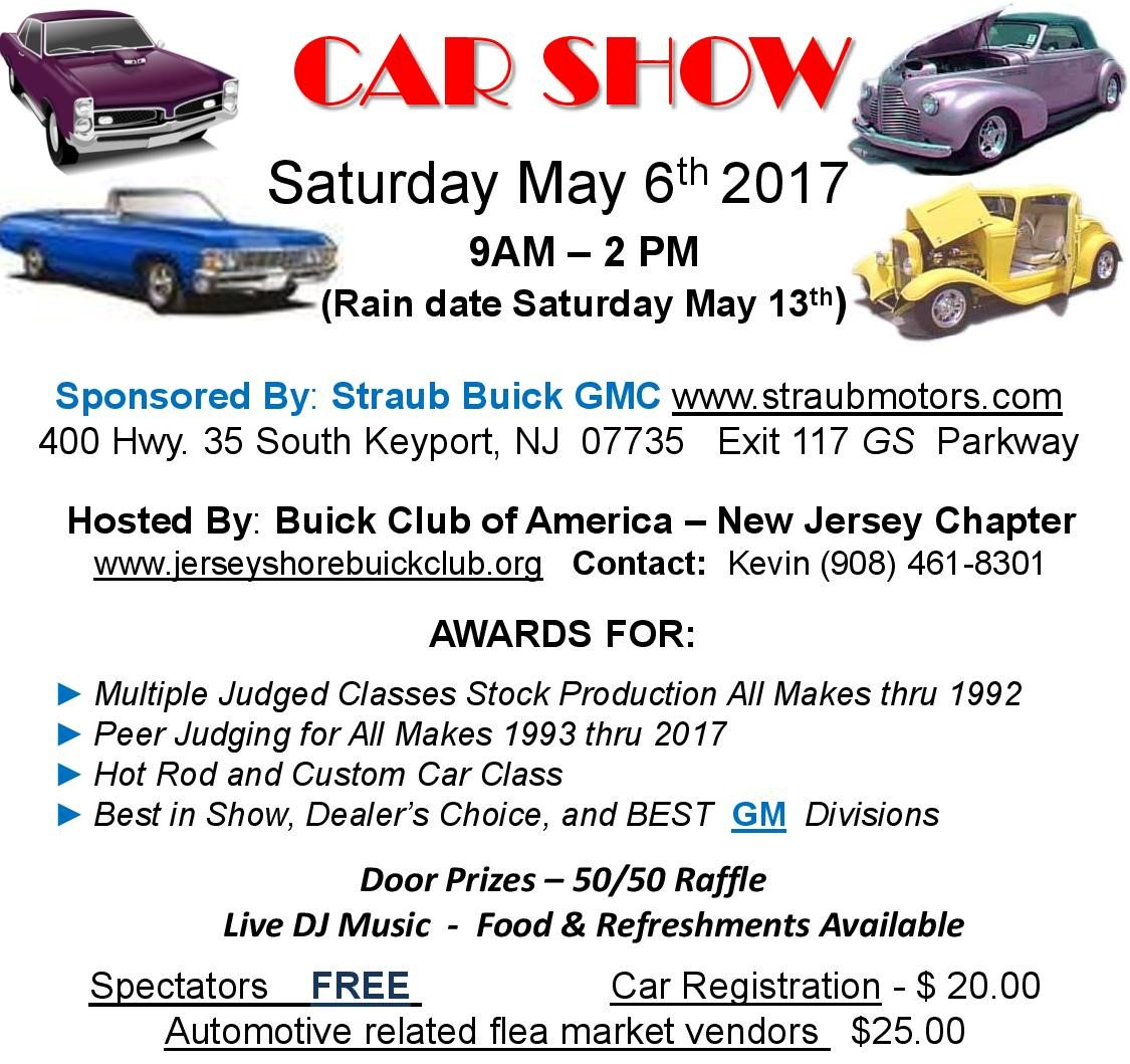 keyport nj on twitter classic car show next sat at straub buick in keyport register your vehicle https t co gdfcootwj9 nj monmouthcounty https t co 6mkprkhv1t twitter