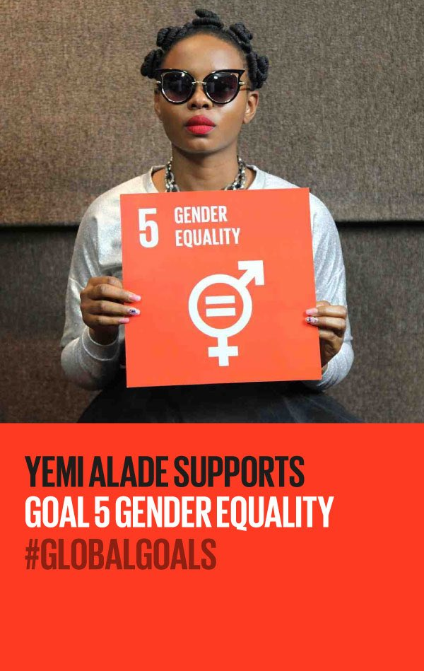 Q1. What do you understand by Gender Equality? @yemialadee #SustyCelebChats