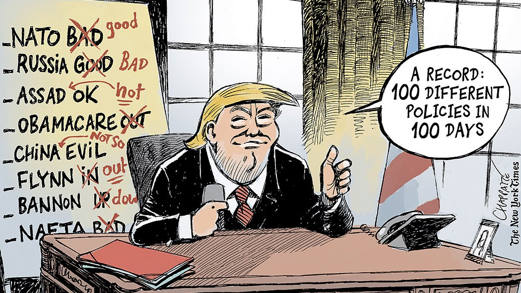 .@PatChappatte on Trump's (record breaking?) first 100 days https://t.co/WHSULhMYAH https://t.co/pY3EmKciF3