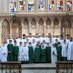 Komt u ook 5 mei aanstaande luisteren naar het Bath Abbey Choir @grote_kerk ? Kaarten verkrijgbaar via de site: https://t.co/Dkr6XwP3tF