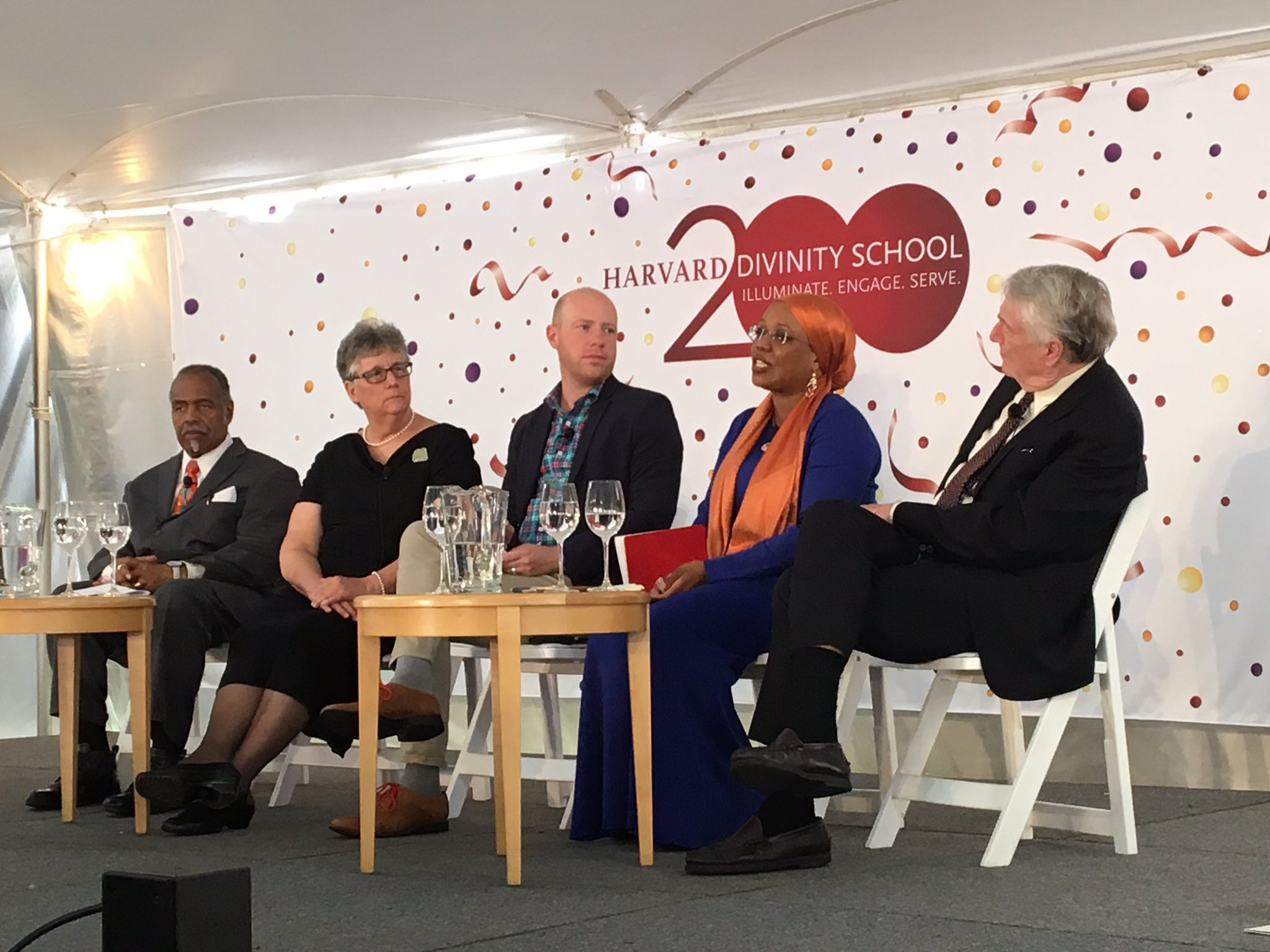 2017 Gomes Honorees - @HarvardDivinity alumni who helped shape this school, & the world, for the better - engage in discussion at #HDS200. https://t.co/iUBLobRMdP